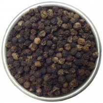 Australian whole black peppercorns