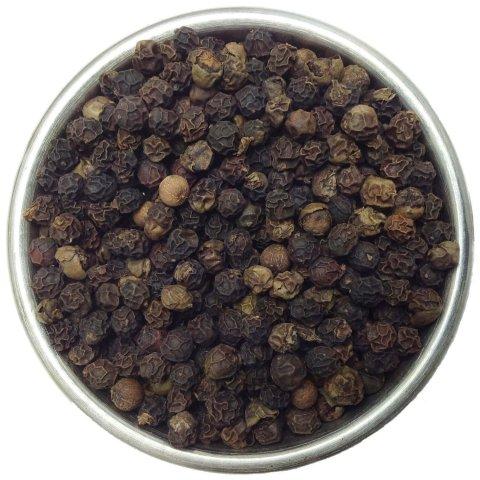 Australian whole black peppercorns